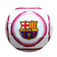 BARCELONA CREST Licensed Soccer Ball Size 5
