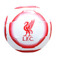 LIVERPOOL FC CREST Licensed Soccer Ball Size 5