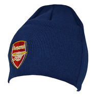 ARSENAL FC NAVY Official Beanie Hat