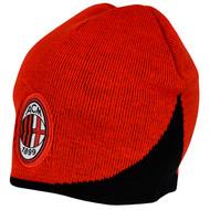 AC MILAN FC Official Prime Beanie Hat