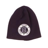"ROBIN RUTH Soccer ""Stamp"" Beanie Hat"