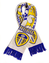 LEEDS UNITED  FC  Authentic Fan Scarf