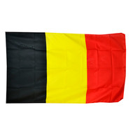 BELGIUM  Country Flag