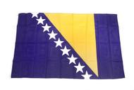 BOSNIA Country Flag