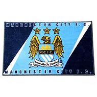 MANCHESTER CITY FC- Club Rug