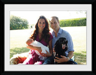 LONDON/ ROYALS Framed Photos- The Royal Family