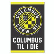 MLS Licensed Columbus Crew Crest-#25