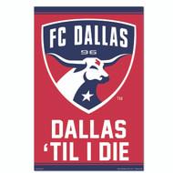MLS Licensed FC Dallas Crest-#35