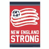 MLS Licensed New England Revolution Crest-#55