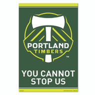 MLS Licensed Portland Timbers Crest-#80