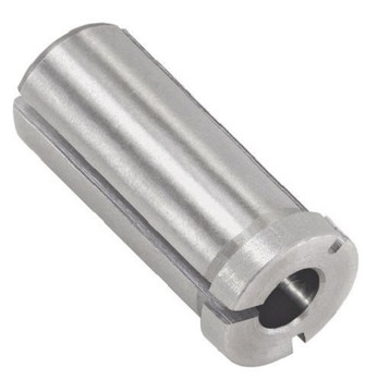 Steel Router Collet with 1/4-Inch Inside Diameter and 1/2-Inch Outside Diameter (WMC-6400)