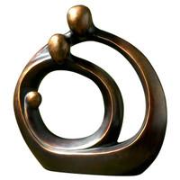 Family Circles, Sculpture