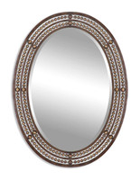 Matney Oval Wall Mirror
