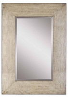 Langford Natural Wood Mirror
