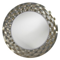 Cartier Round Framed Wall Mirror