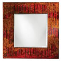 Mia Square Framed Wall Mirror