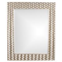 Cabrera Rectangular Framed Wall Mirror