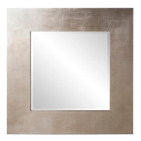 Sonic Square Framed Wall Mirror