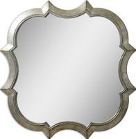 Farista Antique Silver Mirror