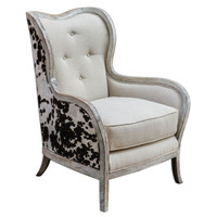 Chalina High Back Armchair