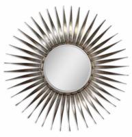 Sedona Silver Ray Mirror
