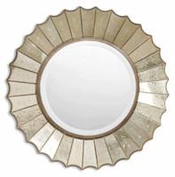 Amberlyn Round Wall Mirror