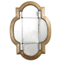 Andorra Gold Leaf Mirror