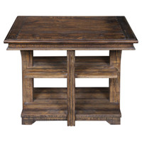 Ramsey Solid Wood End Table