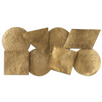 Arrigo Gold Wall Art