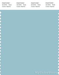 PANTONE SMART 14-4510X Color Swatch Card, Aquatic