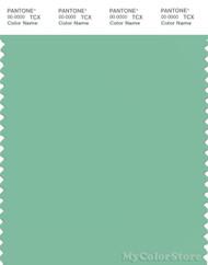PANTONE SMART 14-6017X Color Swatch Card, Neptune Green