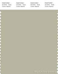 PANTONE SMART 14-6308X Color Swatch Card, Alfalfa