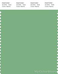 PANTONE SMART 14-6327X Color Swatch Card, Zephyr Green