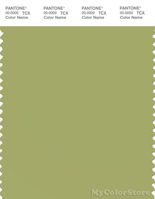 PANTONE SMART 15-0531X Color Swatch Card, Sweet Pea