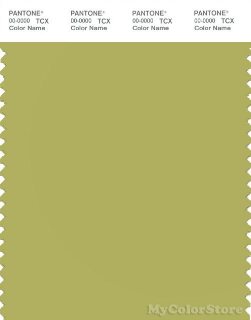 PANTONE SMART 15-0535X Color Swatch Card, Palm