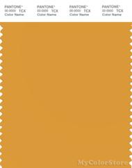 PANTONE SMART 15-1050X Color Swatch Card, Golden Glow