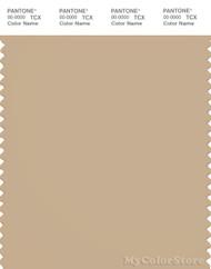 PANTONE SMART 15-1214X Color Swatch Card, Warm Sand