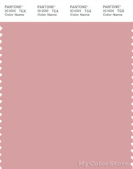 PANTONE SMART 15-1611X Color Swatch Card, Bridal Rose
