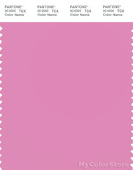 PANTONE SMART 15-2718X Color Swatch Card, Fuchsia Pink
