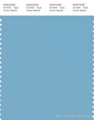 PANTONE SMART 15-4319X Color Swatch Card, Air Blue