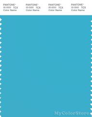 PANTONE SMART 15-4720X Color Swatch Card, River Blue