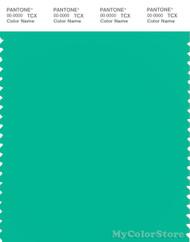 PANTONE SMART 15-5728X Color Swatch Card, Mint Leaf