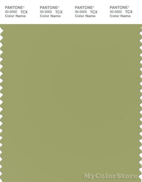 PANTONE SMART 16-0430X Color Swatch Card, Fern