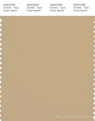 PANTONE SMART 16-0924X Color Swatch Card, Croissant