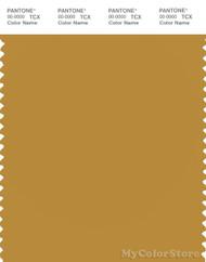 PANTONE SMART 16-0948X Color Swatch Card, Harvest Gold