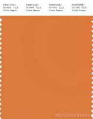 PANTONE SMART 16-1253X Color Swatch Card, Orange Ochre