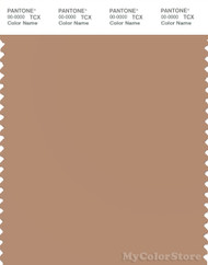 PANTONE SMART 16-1323X Color Swatch Card, Macaroon