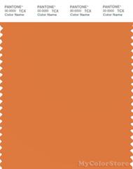 PANTONE SMART 16-1350X Color Swatch Card, Amberglow