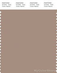 PANTONE SMART 16-1412X Color Swatch Card, Stucco