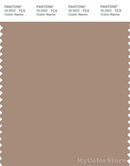 PANTONE SMART 16-1415X Color Swatch Card, Almondine
